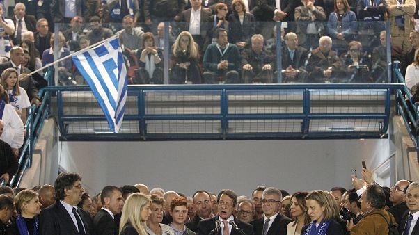 Wähler auf Zypern sprechen Anastasiadis wieder das Vertrauen aus