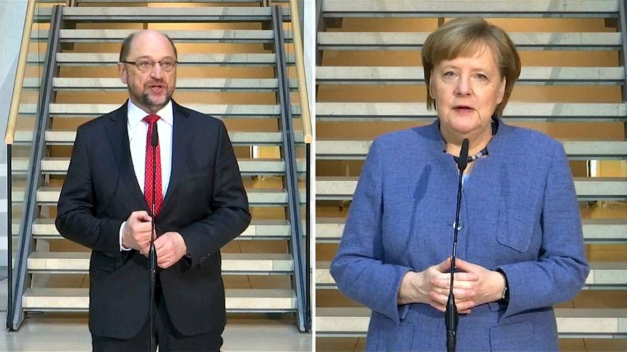 ФРГ: коалиции нет, но будет