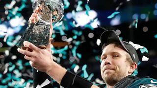 Először nyert Super Bowl-t a Philadelphia Eagles