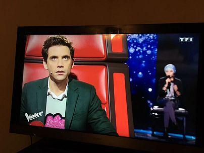 میکا، خواننده معروف فرانسوی از اجرای منل متحیر شد