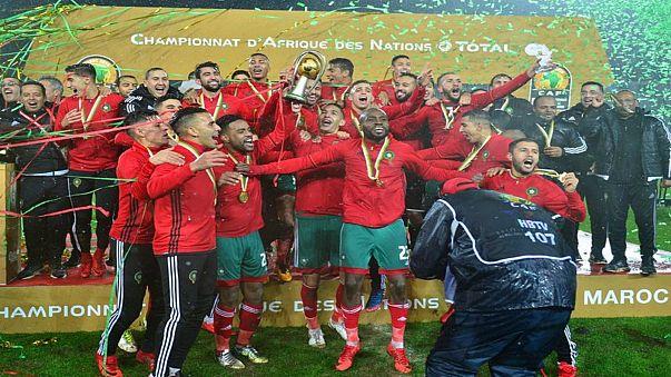 المغرب يثأر من نيجيريا ويتوج بلقب بطولة الشان