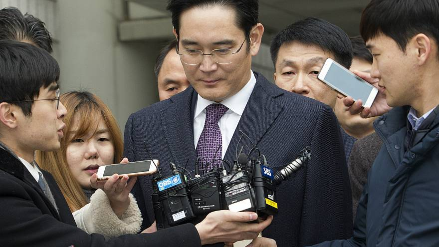 Samsung'un veliahtı Lee Jae-yong serbest bırakıldı