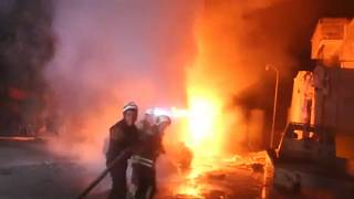 Ρωσικά μαχητικά σφυροκοπούν τη βόρεια Συρία