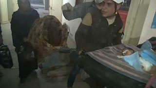El ejército sirio intensifica su ofensiva en Idleb