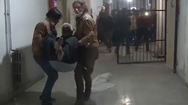 Az oroszok válaszcsapása Szíriában