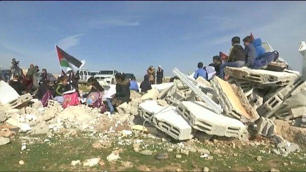 Cisjordanie : Israël détruit une école... pour la 5e fois