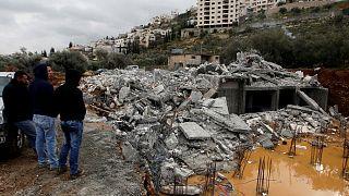 Δυτική Όχθη: Οι Ισραηλινοί κατεδάφισαν σχολείο