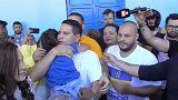 Costa Rican conservative singer Fabricio Alvarado Munoz on election trail