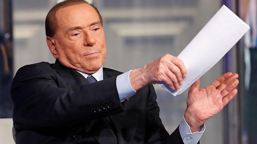 Silvio Berlusconi (im Januar 2018)
