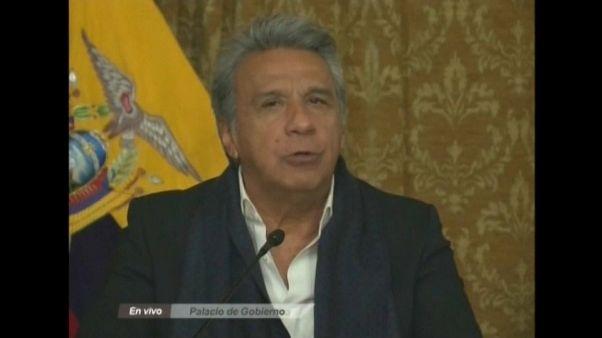 Victoria para Moreno y fin de la era Correa