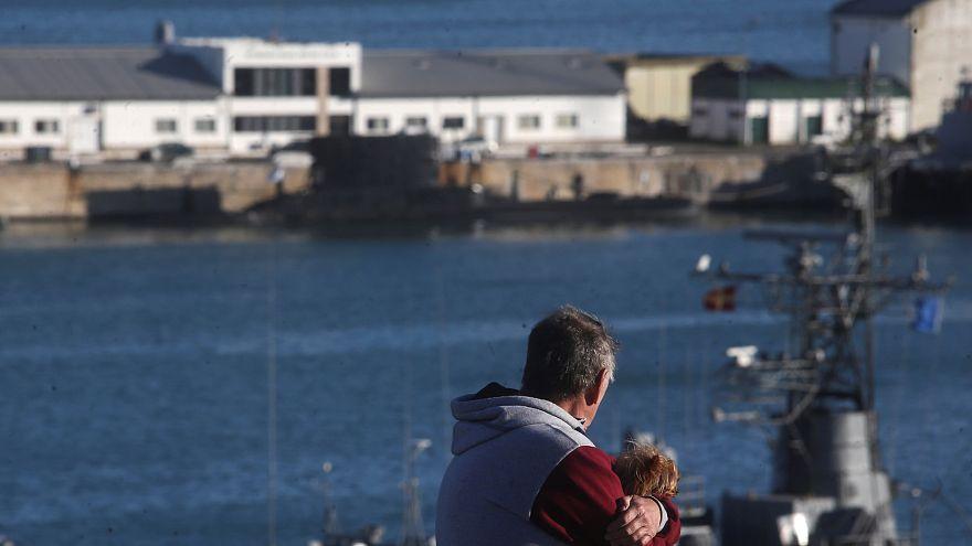 Argentina captura un barco español por presunta pesca ilegal