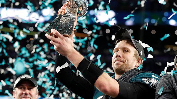Super Bowl: Οι «Αετοί»έγραψαν ιστορία!