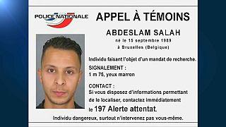 Абдеслам отказывается говорить на судебном поцессе в Брюсселе