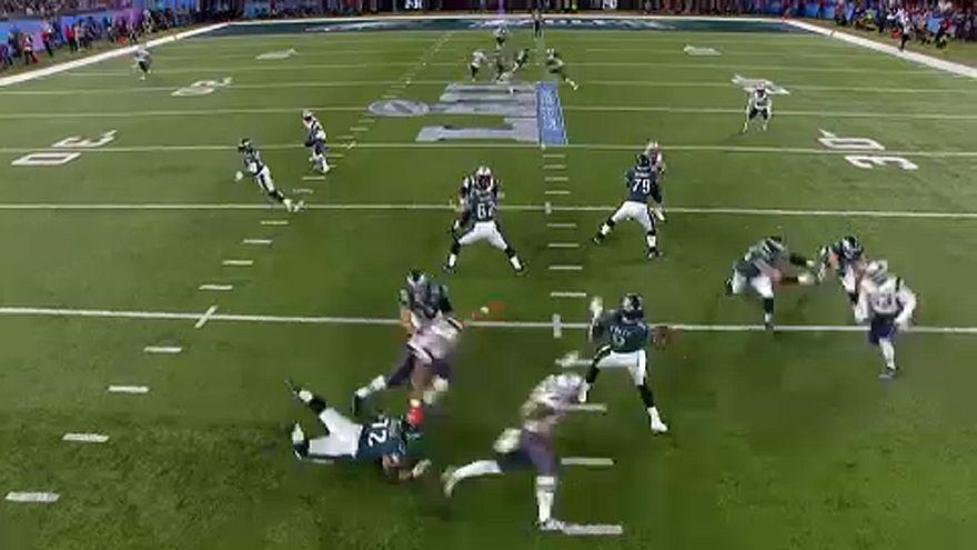 NFL: Az Eagles nyerte a Super Bowl-t