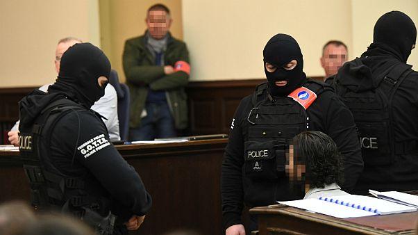 Paris attack trial