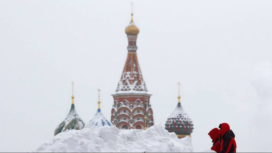 Megdőlt Moszkvában a hórekord