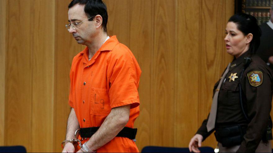 Larry Nassar foi julgado por crimes sexuais