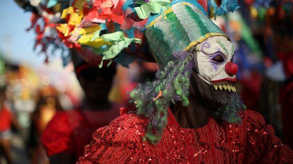 Le Carnaval donne le sourire à Haïti