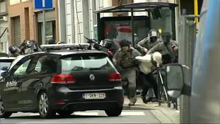 L'arresto di Salah Abdeslam, il 18 marzo 2016
