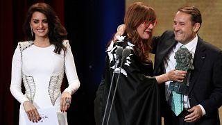 Isabel Coixet triunfa nos Prémios Goya