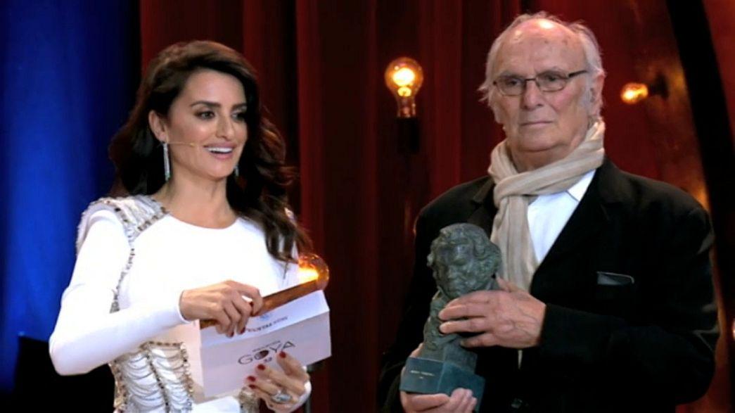 Los Premios Goya del cine español