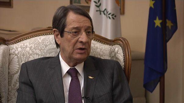 La reunificación de Chipre, prioridad del segundo mandato de Anastasiades