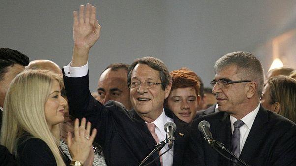 Anastasiadis: Kıbrıs'ın birleşmesi için çalışacağım