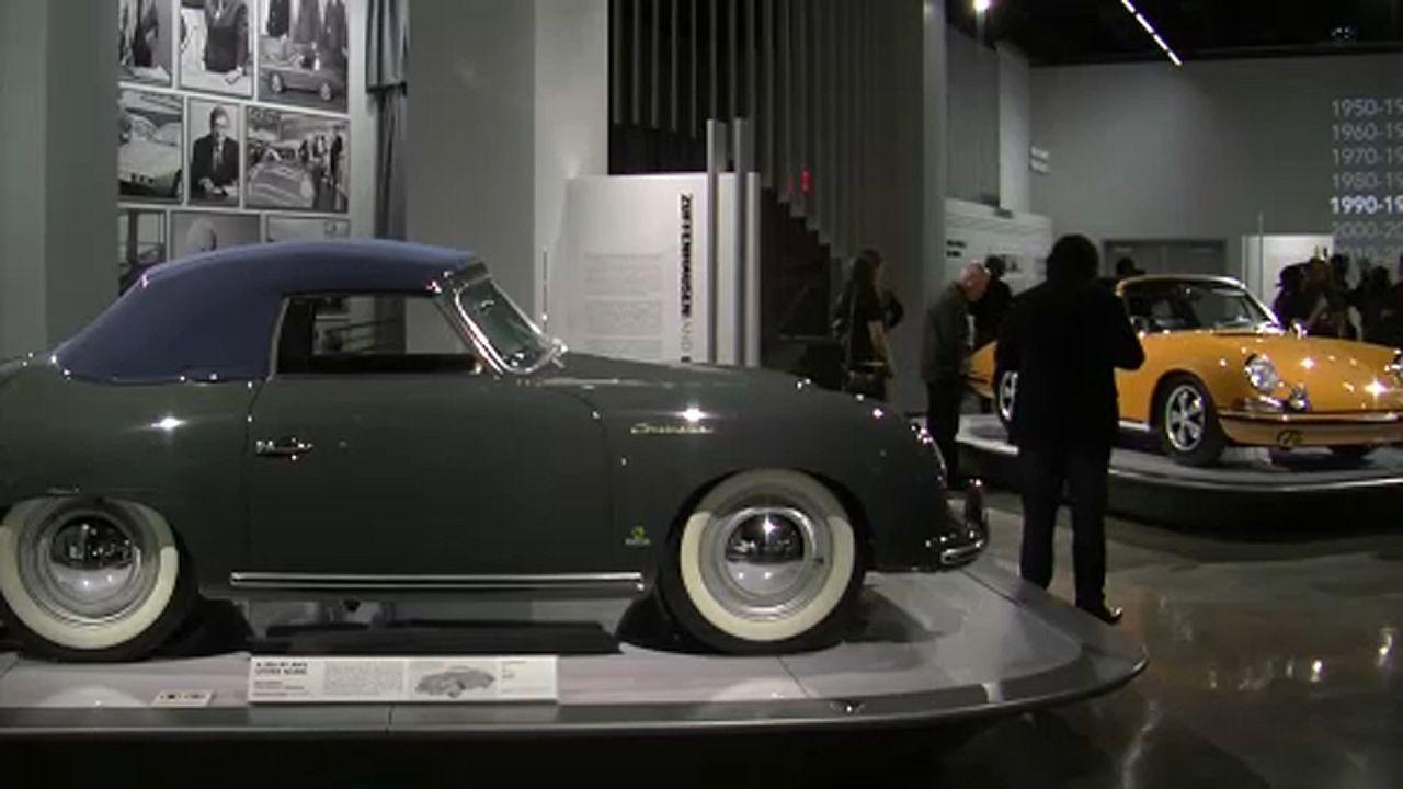 70 éves a Porsche luxus sportkocsija