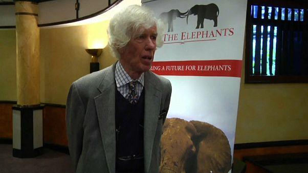 """Esmond Martin, """"héros méconnu de la défense des animaux"""" tué au Kenya"""