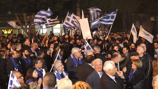 Greek Cypriots re-elect president for second term