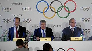EL COI no les permite competir en los Juegos de Pieonchang