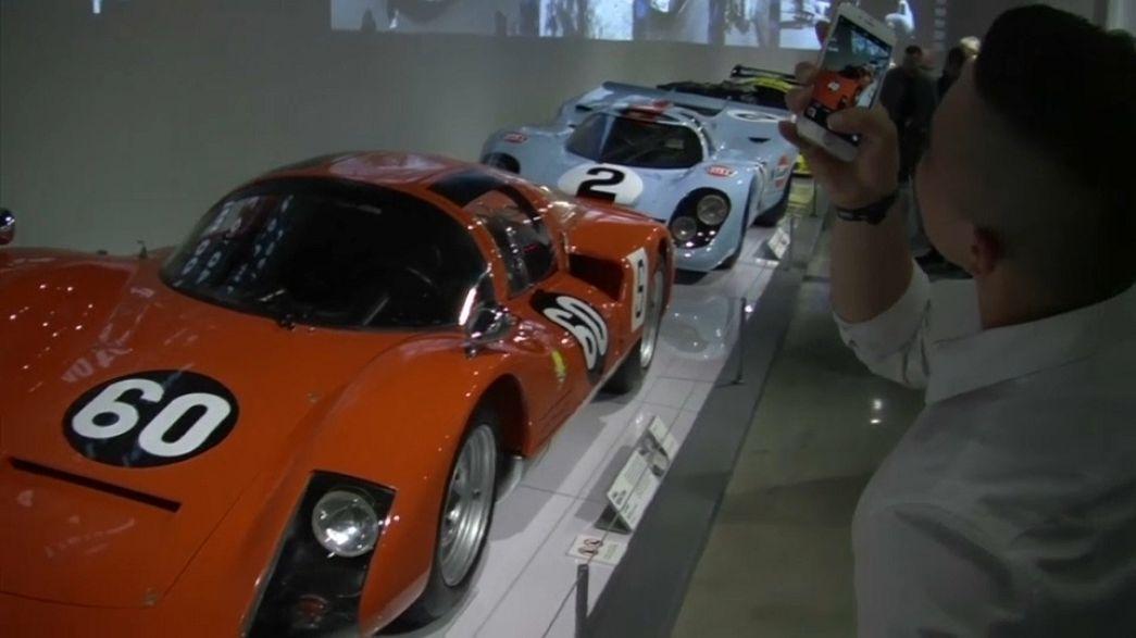 Porsche celebrates brand's design for 70th anniversary with new LA exhibition