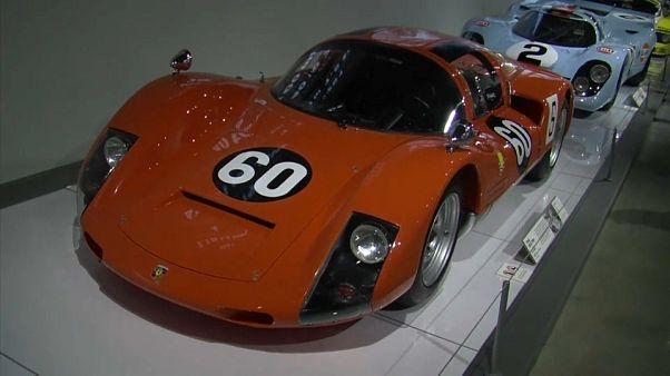 Porsche celebra su 70 aniversario en Los Ángeles