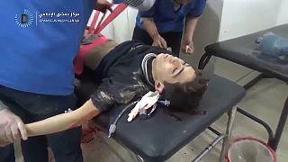 مقتل عشرات المدنيين في غارات جوية على الغوطة الشرقية