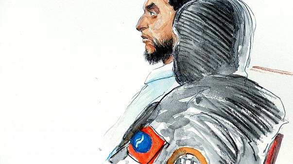 صلاح عبد السلام في محكمة بروكسل 05/02/2018