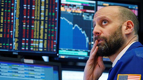 US-Börsen im freien Fall - Dow Jones verliert 1100 Punkte