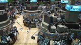New York Borsası sert düştü