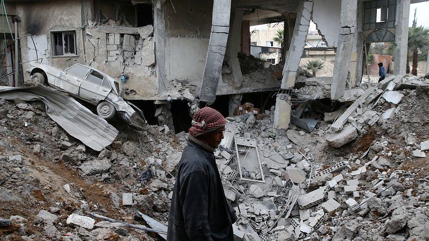 Keine Abschiebungen nach Syrien!