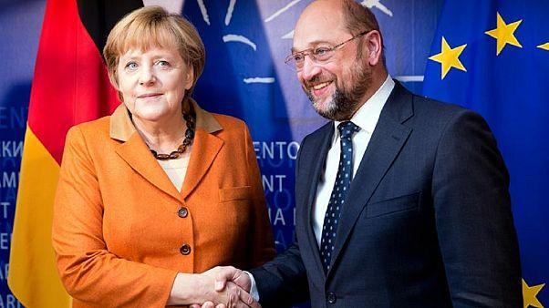 Γερμανία: Καθοριστική ημέρα για το μέλλον του μεγάλου συνασπισμού