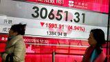 ABD endekslerindeki düşüş dünya borsalarını etkiledi