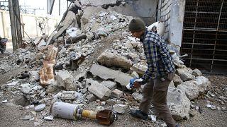 Suriye'ye dönen sivillerin ölüm riski devam ediyor