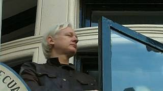 Futuro de Assange nas mãos da justiça britânica