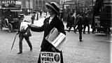 """المرأة البريطانية على رأس الدولة بعد مائة عام من """"العنف النضالي"""" للحصول على حق التصويت"""