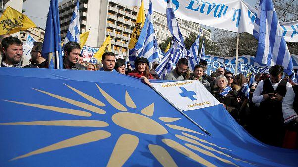 """La """"Macédoine"""" indigeste pour les Grecs"""