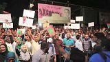 Maldivler siyasi kaosta