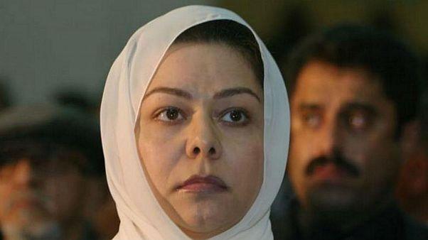 رغد، دختر بزرگ صدام سکوتش را شکست