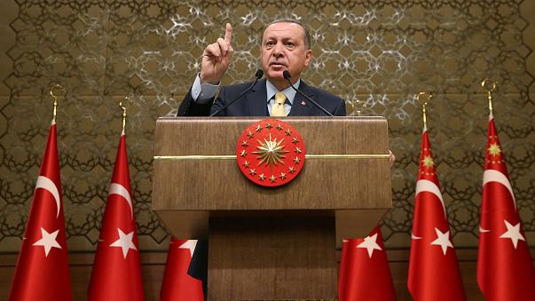 Erdoğan: Türk Tabipler Birliği'nin başındaki 'Türk' ifadesi hemen kaldırılmalı