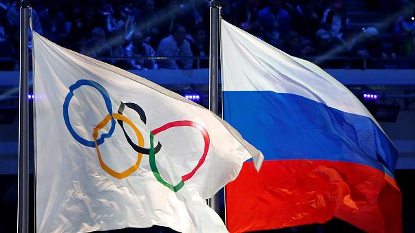 Winter Olympics: Russian athletes appeal against ban