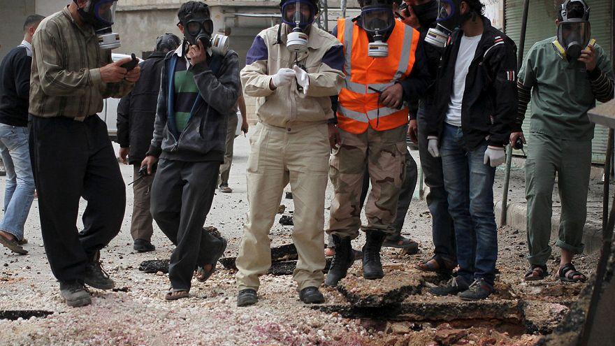 Német cégtől került vegyi fegyverekhez használt alkatrész Szíriába