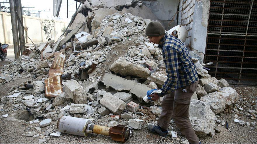 سازمان ملل سوریه را به ارتکاب جنایت جنگی متهم کرد